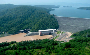 Queen Sirikit Dam