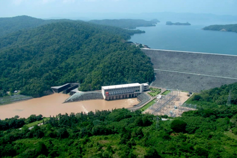 Queen Sirikit Dam