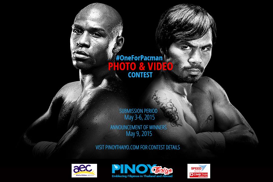 pinoy-thaiyo pacquaio vs mayweather