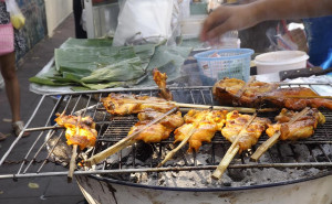 pinoy-thaiyo street food