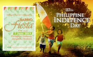 PinoyThaiyo to cover barrio fiesta