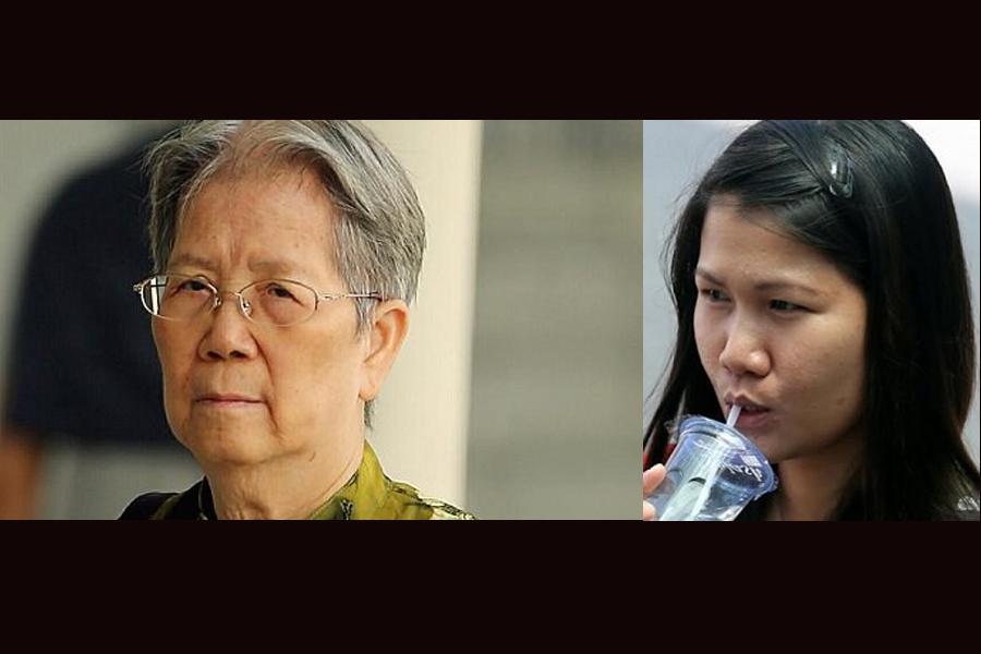 pinoy thaiyo Filipina Domestic Helper Wins Abuse Case Against Singaporean Employer