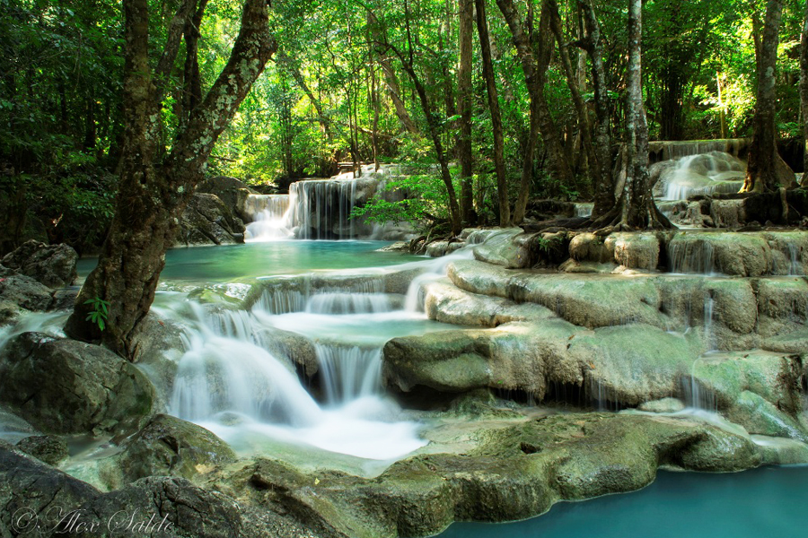 Erawan National Park: A Trip Worth Taking  Pinoy Thaiyo