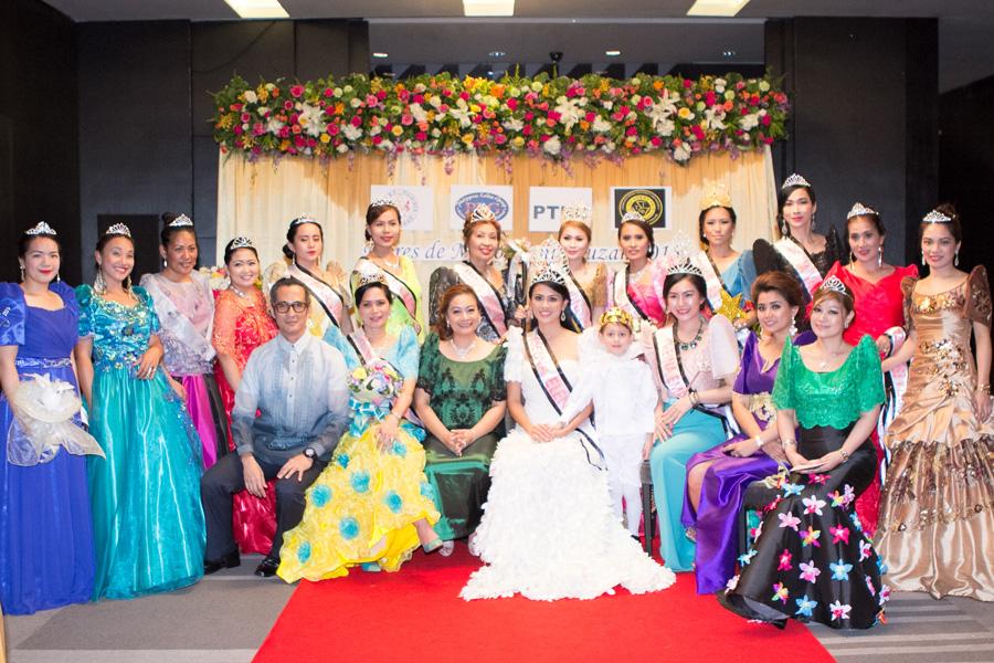pinoy thaiyo santacruzan 2015
