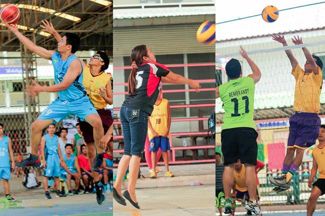 AYA Sportsfest 2015