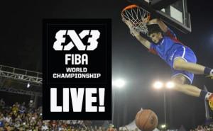 FIBA 3X3 U18 Championships