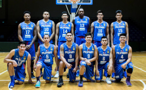 Gilas Cadets SEA Games 2015