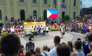 Kobe Paras FIBA 3X3 U18 Dunk Contest King