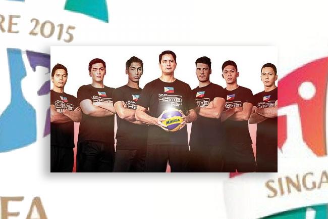Philippine Men Volleyball Team