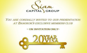 20year visa siam capital group