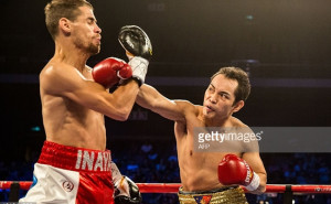 Donaire knocks down Settoul