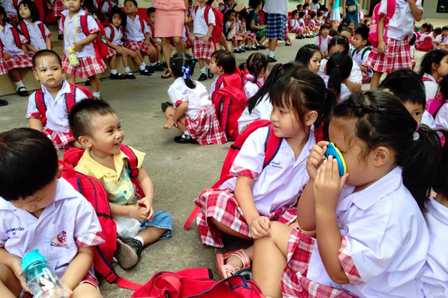 Thailand to cut class sizes