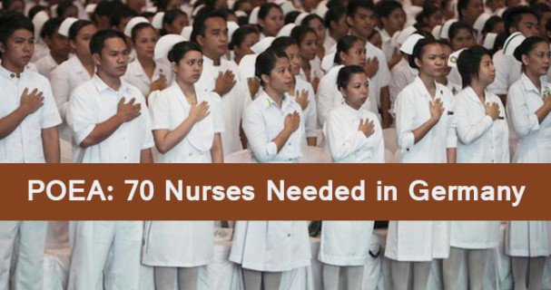 nurses needed in Germany 2