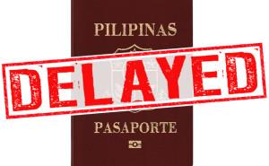passports delayed