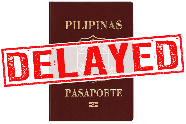 passports delayed