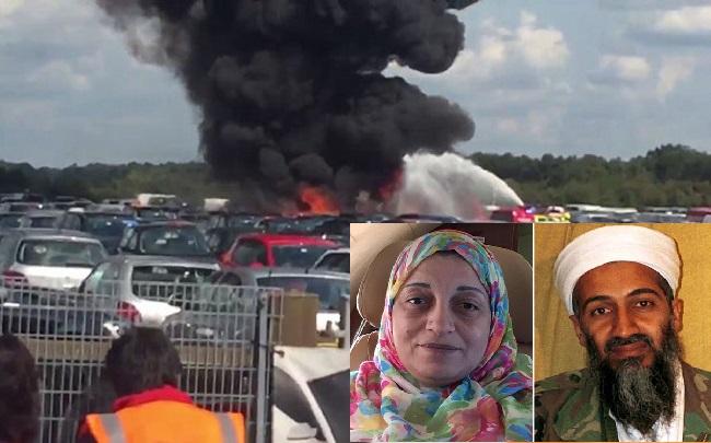 Bin Laden Family Plane Crash