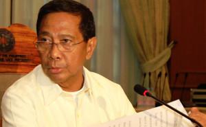 Vice-President Jejomar Binay