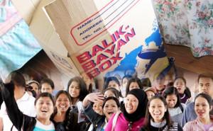 balikbayan box and ofws