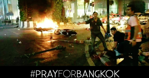 deadly blast in bangkok by kru lily instragram
