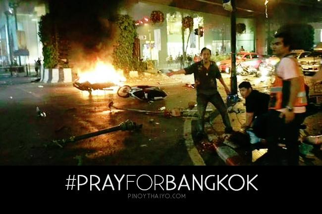 deadly blast in bangkok by kru lily instragram