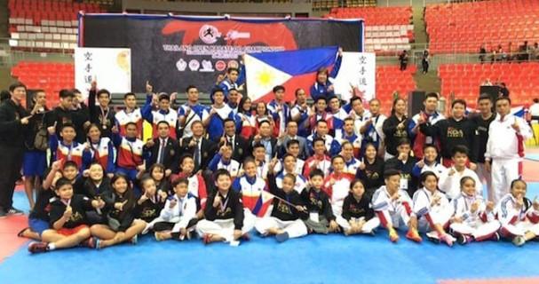 philippine karateras
