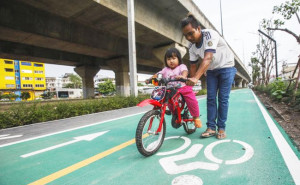thailands longest bike lane