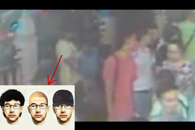 two more possible suspects in bangkok bombing