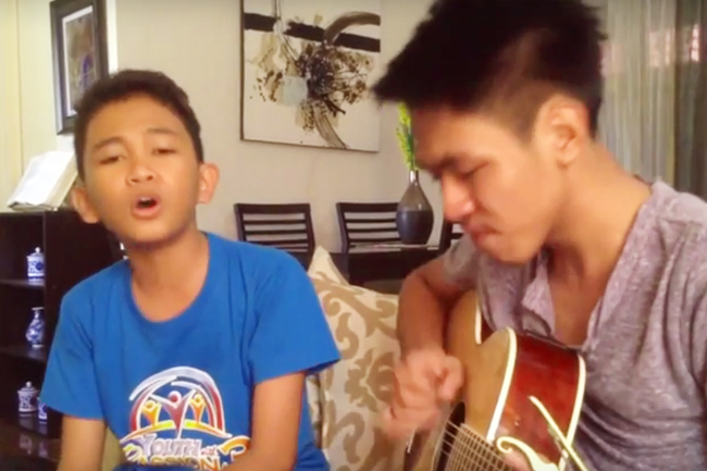 God gave me you - Aldrich and James