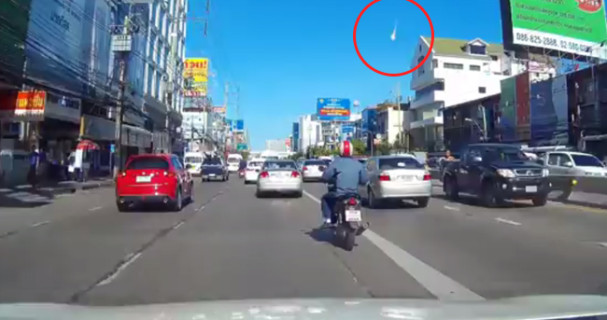 fireball in bangkok