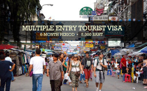 multiple entry tourist visa