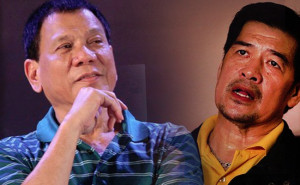 Duterte substitute for Diño