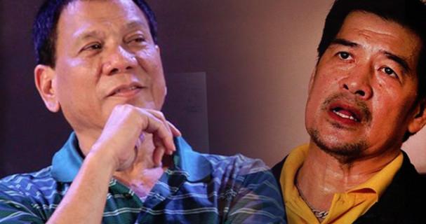 Duterte substitute for Diño
