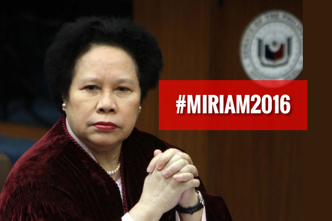 Miriiam for president 2016