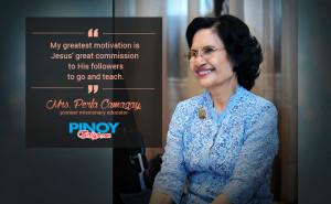 Mrs Perla Camagay