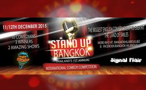 Stand Up Bangkok