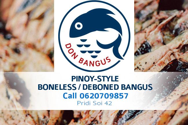 Don Bangus - Pinoy Thaiyo