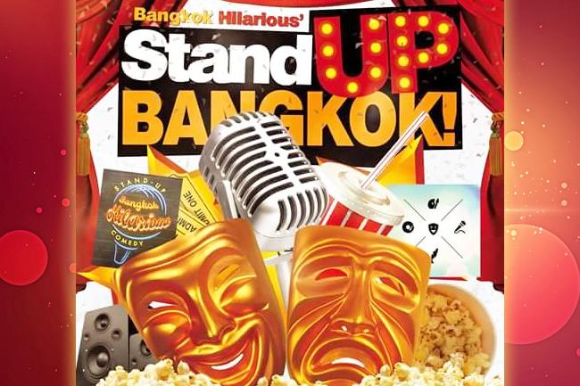StandUp Bangkok! - Pinoy Thaiyo
