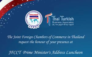 Thai-Turkish Business Assoc and JFCCT