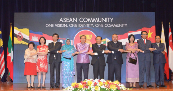 Ambassador Aragon joins ASEAN leaders