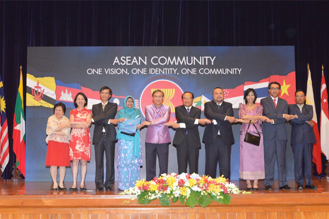 Ambassador Aragon joins ASEAN leaders