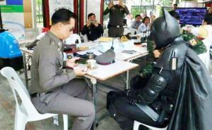 Bangkok Batman 1