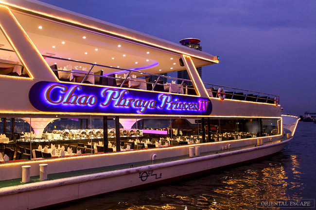 Chaophraya Princess Dinner Cruise
