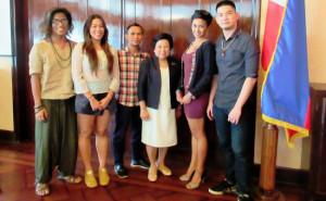 Filipino Dancers - Pinoy Thaiyo