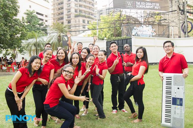 Paskong Pinoy 2015 - Pinoy Thaiyo