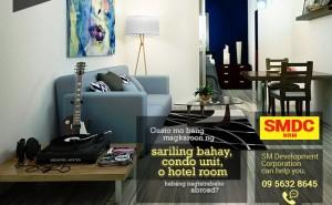 smdc interior - Pinoy Thaiyo