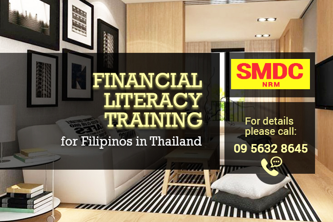SMDC Thailand Financial Literacy Training - Pinoy Thaiyo