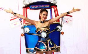 tuktuk dress