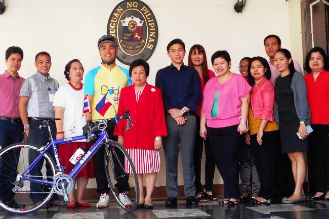 PHL BKK Bike for Dad