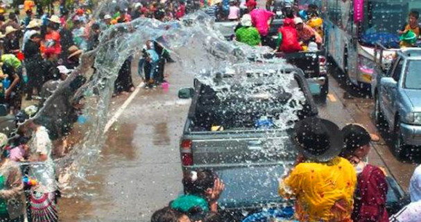 songkran driving ban