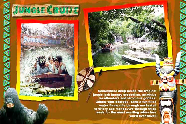 Jungle Cruise - Safari World